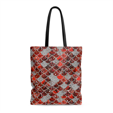 Ruby Scales Tote Bag