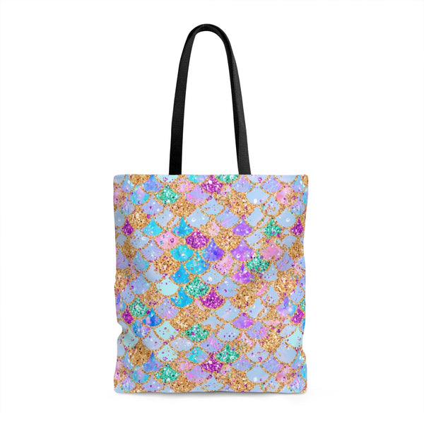 Bubble Scales Tote Bag