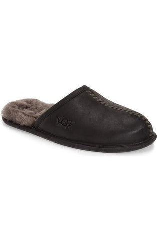 Ugg 'Scuff - Deco' Genuine Shearling Slipper