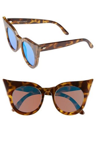 'Flashy' 51mm Sunglasses