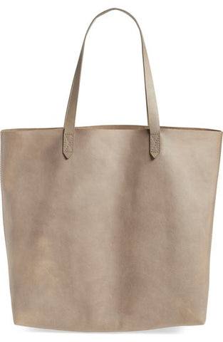 'Transport' Leather Tote