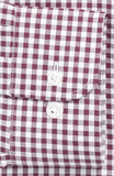 Trim Fit Non-Iron Gingham Dress Shirt