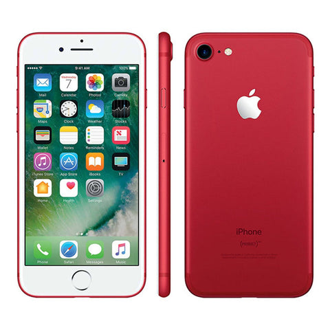 Apple Iphone 7 Red Special Edition GSM/CDMA Unlocked (128GB A1660)