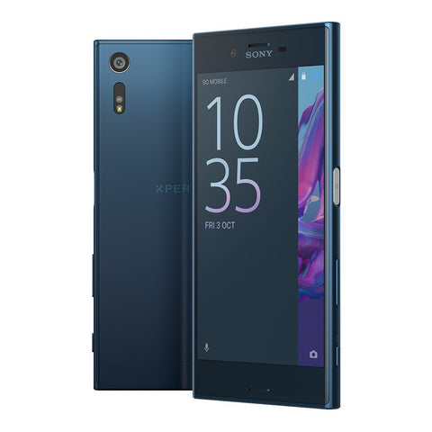 Sony Xperia XZ F8332 Dual Sim 64GB LTE (Forest Blue) Unlocked International Stock