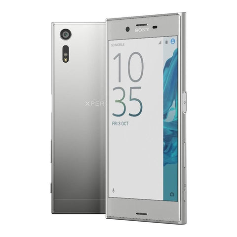 Sony Xperia XZ F8332 Dual Sim 64GB LTE (Platinum) Unlocked International Stock