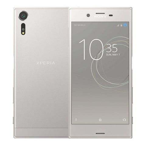 Sony Xperia XZs G8232 Dual Sim 64GB LTE (Silver) Unlocked International Version