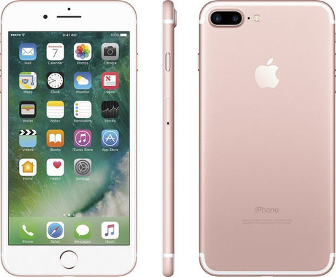 Apple iPhone 7 Plus 256GB LTE (Rose Gold) UK Spec MN502B/A