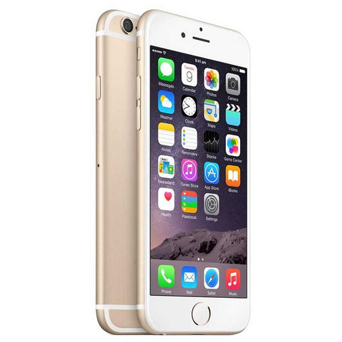 "Unlocked Apple iPhone 6 Plus Dual Refurbished Smartphone 1GB RAM 5.5"" iOS 4G LTE"