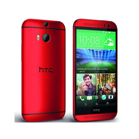 Unlocked HTC One M8 Mobile Phone 2GB RAM 32GB 5.0 Inch Refurbished Smartphone