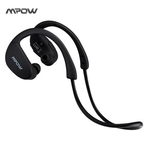 Mpow MBH6 Cheetah 4.1 Bluetooth Headset Wireless Headphone iPhone Android Phone