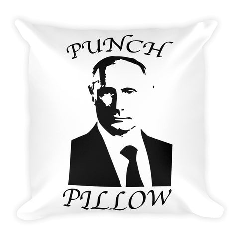 """Putin"" Punch Pillow"