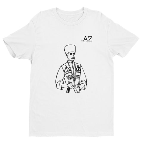 """.AZ"" Men's T-Shirt"