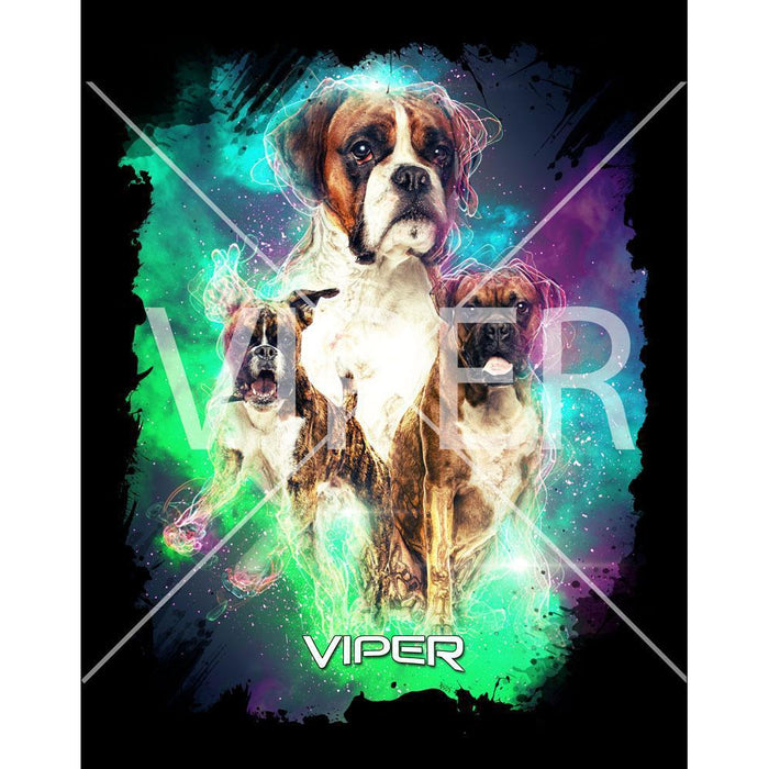 Viper - Boxer - Starlight Series - Shirt - Design 28