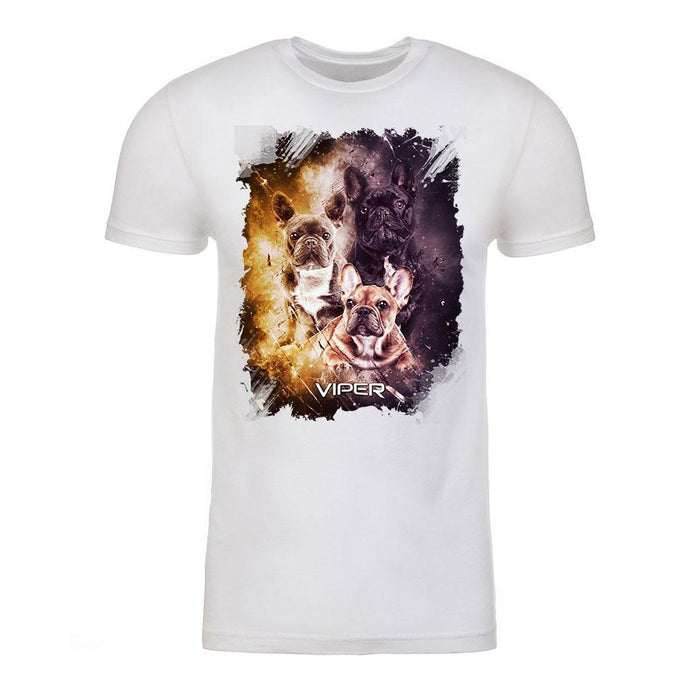 Viper - French Bulldog - Starlight Series - Shirt - Design 31