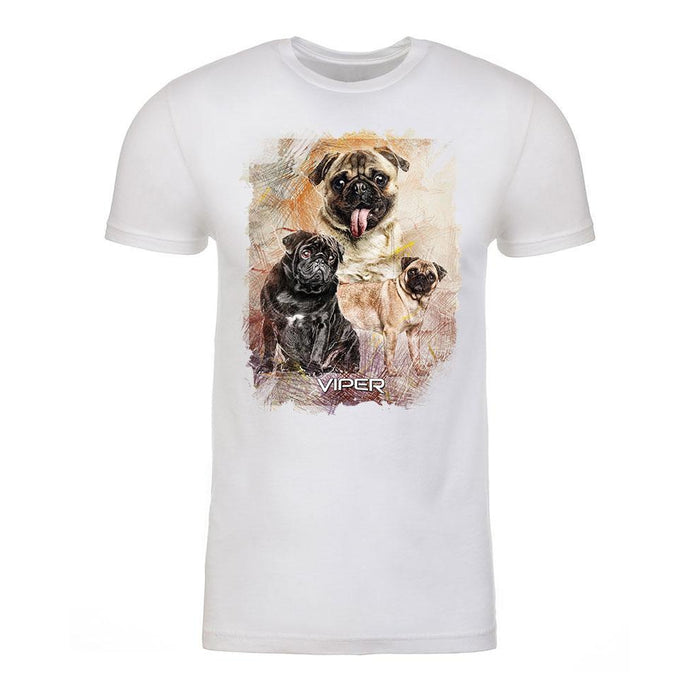 Viper - Pug - Starlight Series - Shirt - Design 36