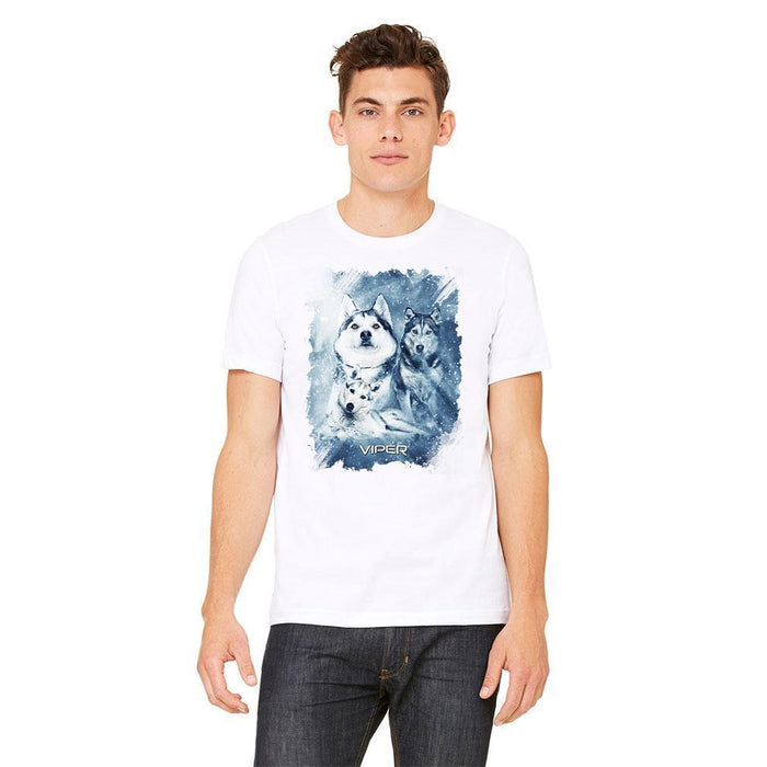 Viper - Siberian Husky - Starlight Series - Shirt - Design 38