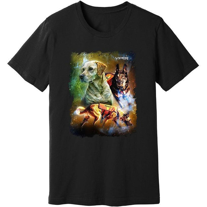 Viper - Search and Rescue - Dogs - Shirt - Design 42