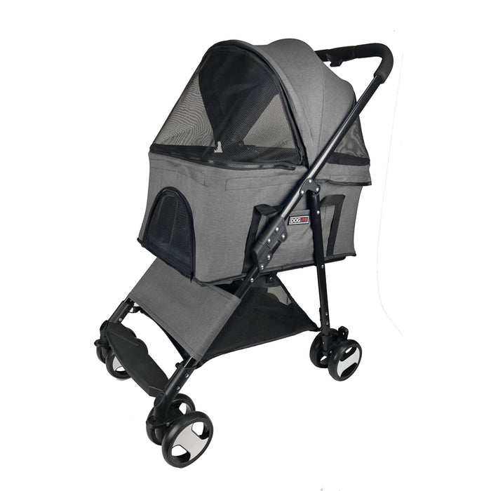 Executive Pet Stroller + Removable Cradle