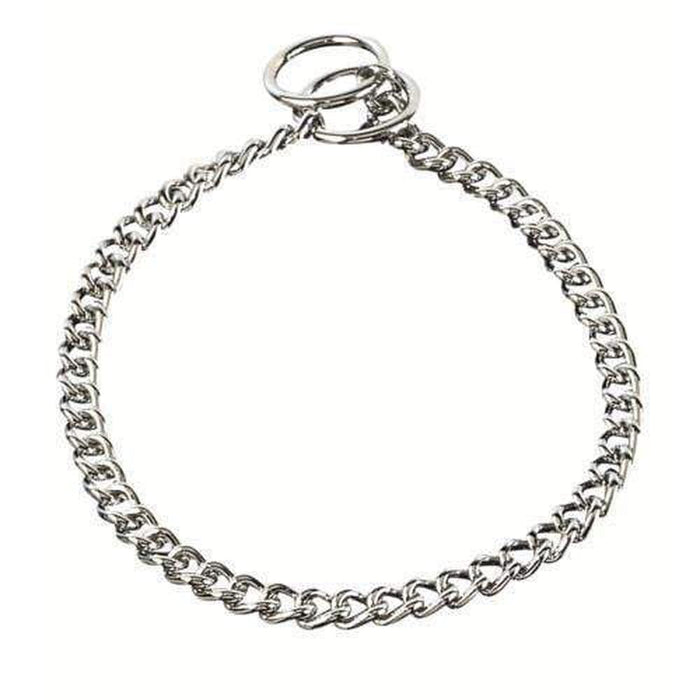 Herm Sprenger - Slide Chain Collar - Chrome