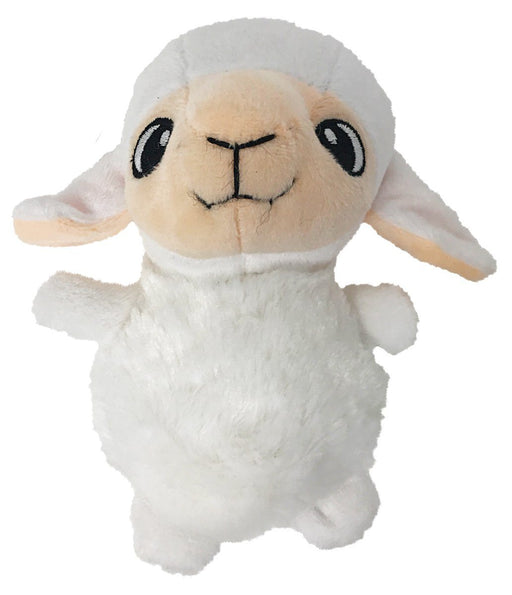 "6"" Sheep Mini Dog Toy"