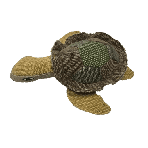 "10"" Nature Turtle Animal Squeaky Toy"