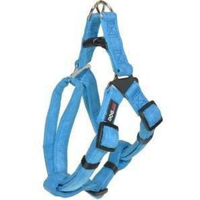 Comfort Microfiber Flat Dog Step-In Harness