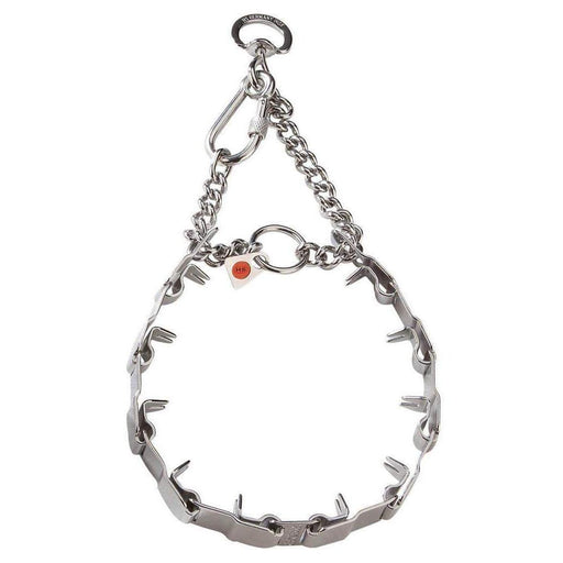 Herm Sprenger - NeckTech Sport with Assembly Chain - Stainless Steel