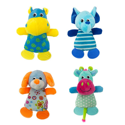 "10"" Soft Dog Toy Collection"