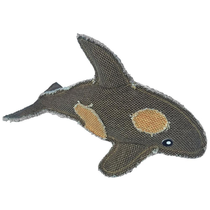 "11"" Nature Dolphin Animal Squeaky Toy"