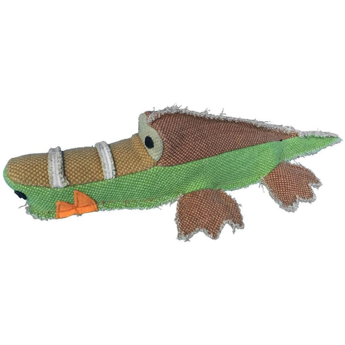 "12"" Nature Alligator Animal Squeaky Toy"