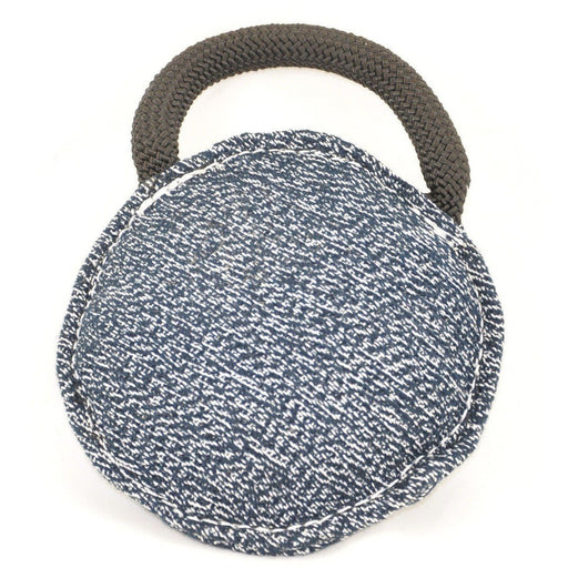 Viper French Linen Round Bite Pillow