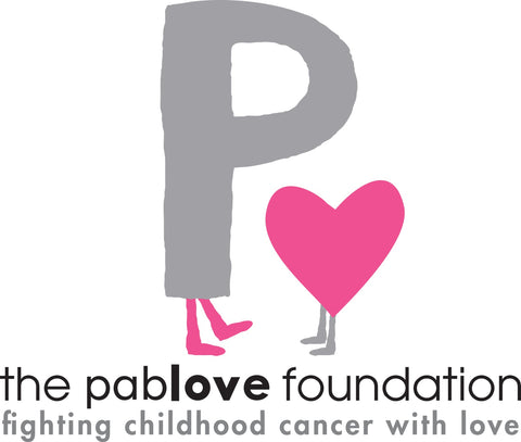 the pablove foundation logo