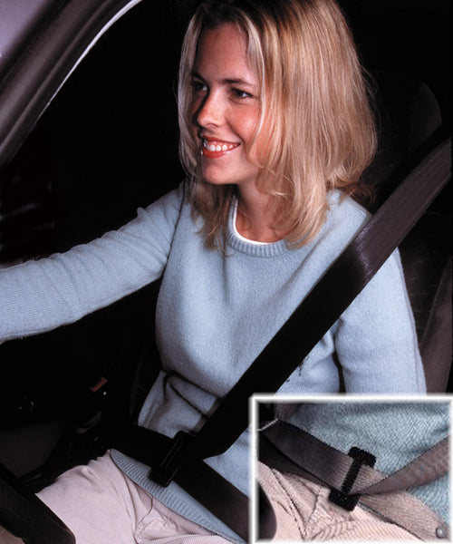 Seat Belt Strap Adjuster by CommuteMate