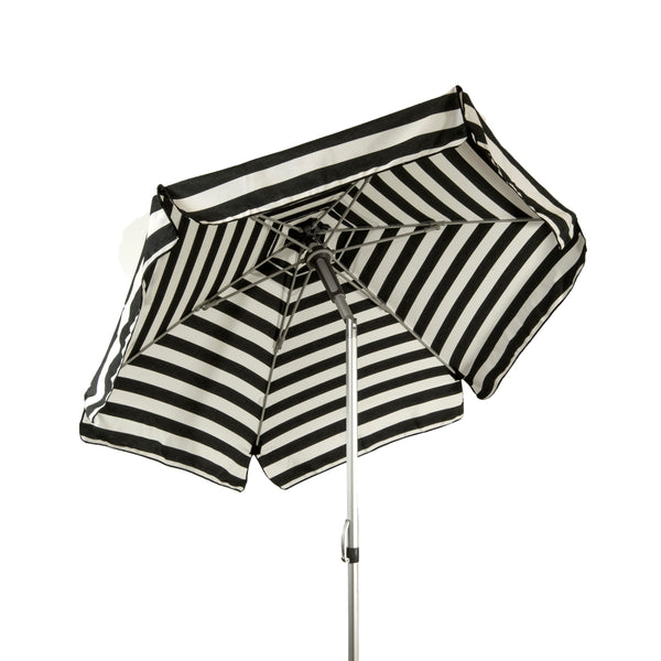 6.5 ft Stripe Deluxe Italian Patio Umbrellas