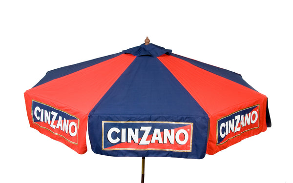 9 ft Cinzano Market Patio Umbrella