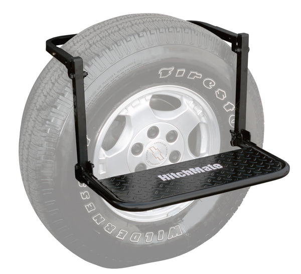 HitchMate TireStep for SUV Truck RV