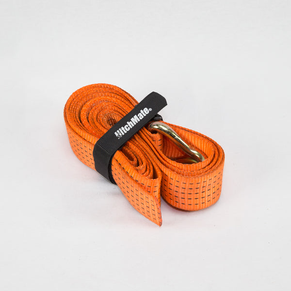 HitchMate QuickCinch Soft Hook and Loop Straps