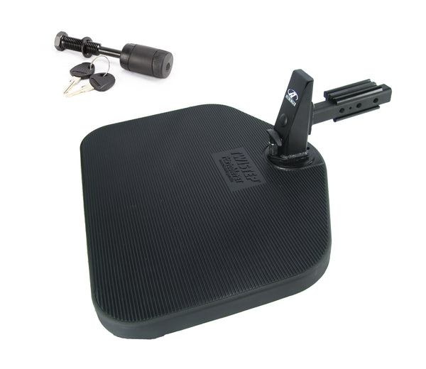 Twistep Pet Step for SUV's FREE Hitch lock