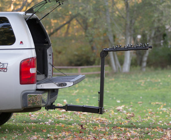 Refurbished Advantage SportsRack glideAWAY2 Deluxe 4 Bike Rack Carrier