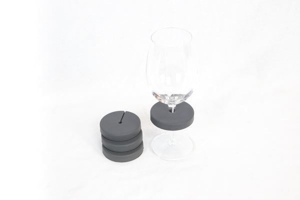Stem Glass Stabilizer Disc Set for BevBase by DestinationGear