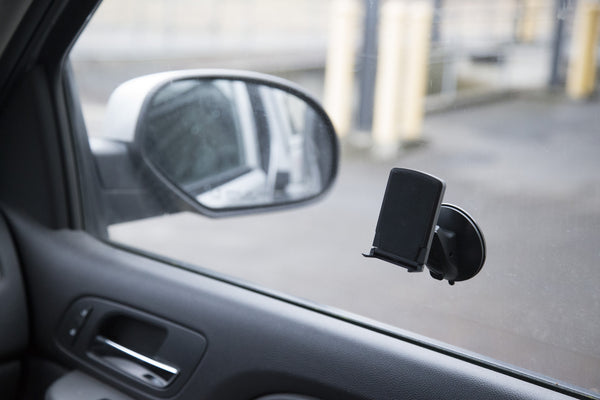 Magnetic Suction Mount Smartphone Holder by CommuteMate