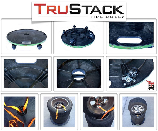 TruStack Tire Dolly