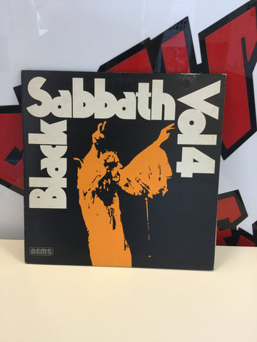 Black Sabbath - Vol 4 Vinyl (NEL 6005)