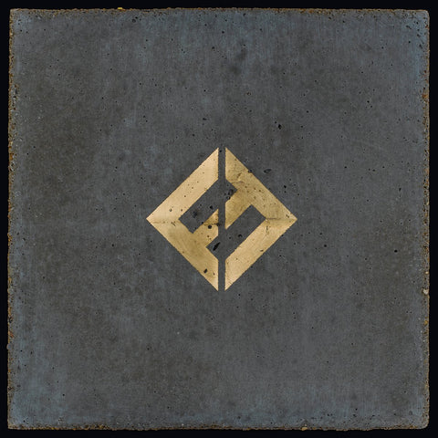 Foo Fighters - Concrete & Gold Vinyl (2LP/GF+Download)