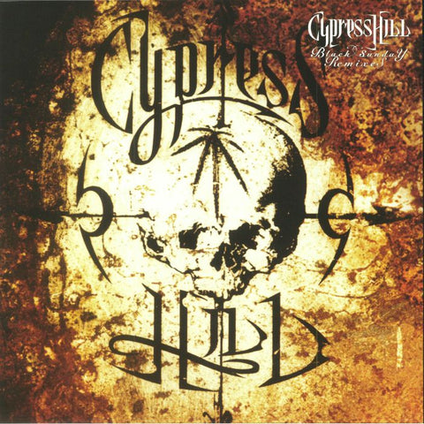 Cypress Hill - Black Sunday Remixes RSD 18 Vinyl + Download