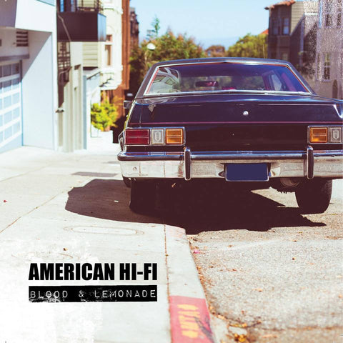 American Hi-Fi - Blood & Lemonade Vinyl 1LP