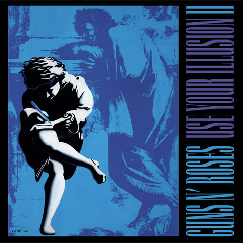 Guns n Roses - Use Your Illusion II Vinyl (2LP+Download)