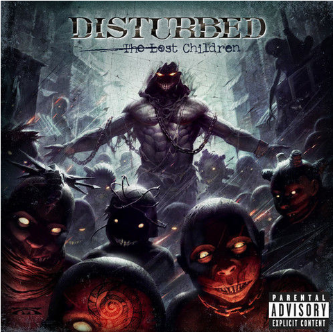 Disturbed - The Lost Children RSD2018 Limited 2LP Vinyl