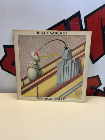 Black Sabbath - Technical Ecstacy Vinyl (9102 750)