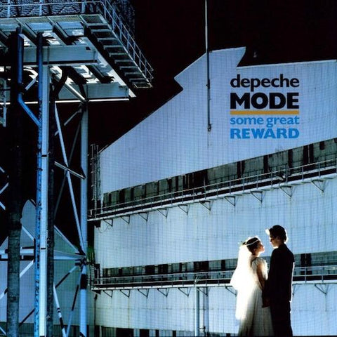 Depeche Mode - Some Great Reward Vinyl (1LP Gatefold)